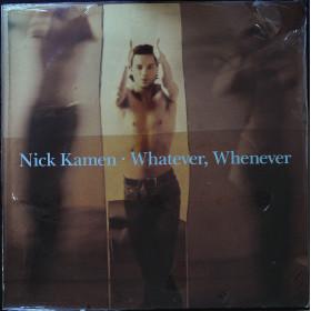 Nick Kamen Lp Vinile Whatever Whenever / WEA – 9031-77168-1 Sigillato
