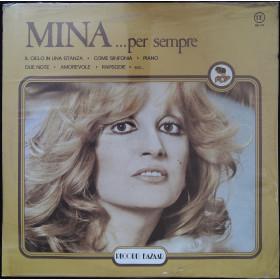 Mina Lp Vinile Mina Per Sempre / Record Bazaar RB 171 Sigillato