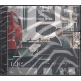 Tony Hadley CD Passing Strangers Nuovo Sigillato 8019991863091