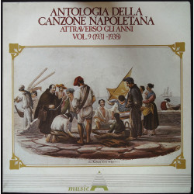 AAVV Lp Antologia Della...