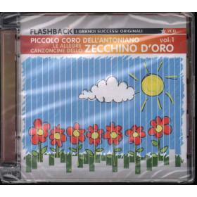 Piccolo Coro Dell'Antoniano 2 CD Le Allegre Canzoncine Dello Zecchino D'oro Sig