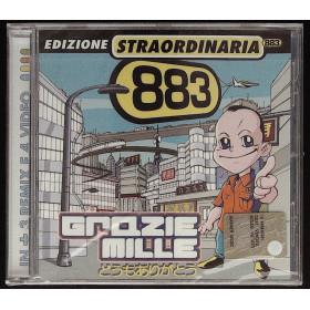 883 Max Pezzali CD Grazie...