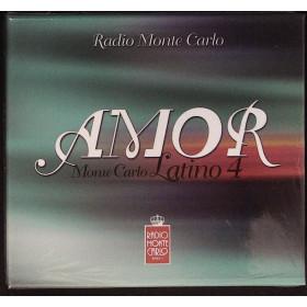 AA.VV. CD Monte Carlo Nights - Amor Monte Carlo Latino 4 Sigillato
