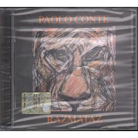 Paolo Conte CD Razmataz / CGD East West 8573 85709-2 Sigillato