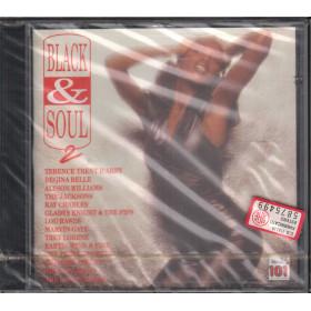 AAVV CD Black & Soul 2 / Sony Columbia – COL 474587 2 Sigillato