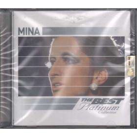 Mina CD The Best Of Platinum 18 Successi Originali / EMI 094639216222 Sigillato