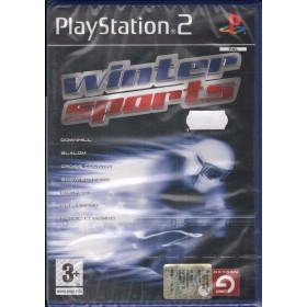 Winter Sports Playstation 2 PS2 Atari Sigillato