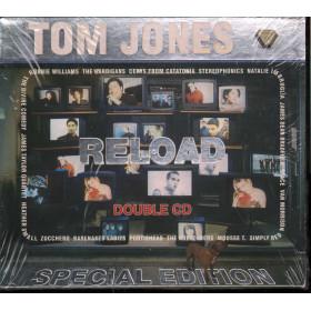Tom Jones 2 CD Reload Special Edition / Gut GUTCX009 V2 – VVR1014232 Sigillato