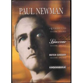 Paul Newman Box 4 DVD Il Verdetto Lo Spaccone Butch Cassidy Hombre Sigillato