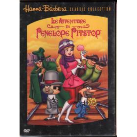 Le Avventure Di Penelope Pitstop DVD B Joseph H William / Warner Sigillato