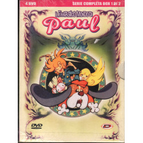 Fantastico Mondo Di Paul Serie Completa Box 1 Di 2 DVD S Hiroshi Sigillato