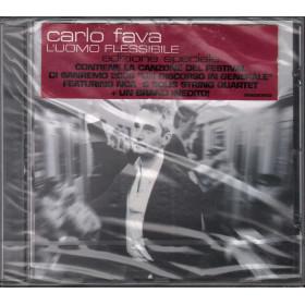 Carlo Fava CD L'Uomo Flessible / EMI – 094635678123 Sigillato