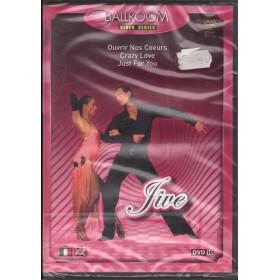 Ballroom Video Serie DVD Jive / Azzurra Music DVD1179 Sigillato