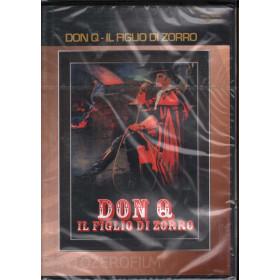 Don Q Il Figlio Di Zorro DVD M Astor D Crisp / Hollywood Collection Sigillato