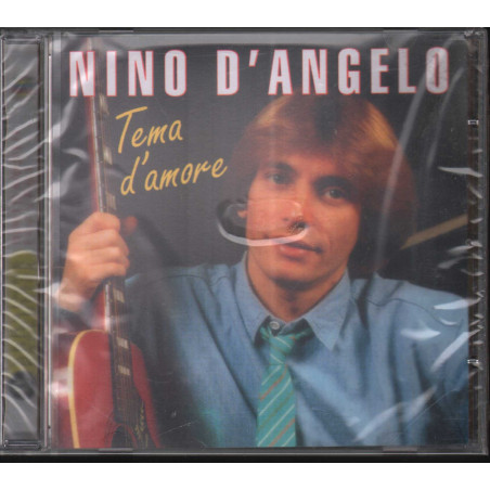 Nino D'Angelo CD Tema D'Amore / Azzurra MusicTPB 11239 Sigillato