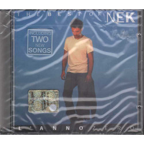 Nek CD The Best Of Nek - L'Anno Zero / WEA 5050466774026 Sigillato