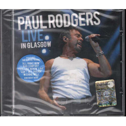 Paul Rodgers CD Live In Glasgow / Eagle Records EAGCD347 Sigillato