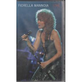 Fiorella Mannoia VHS Live /...