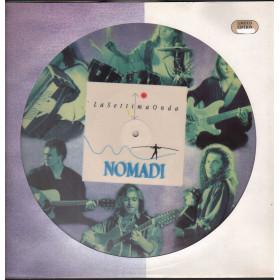 Nomadi Lp Vinile Picture Disc La Settima Onda Limited Ed Numerata / CGD Nuovo