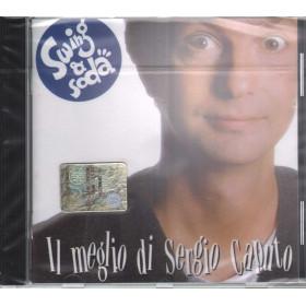 Sergio Caputo CD Swing & Soda - Il Meglio Di / CGD 9031-76447-2 YS Sigillato