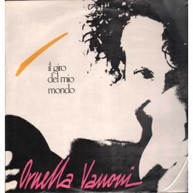 Ornella Vanoni Lp Vinile Il Giro Del Mio Mondo / CGD 20905 Sigillato