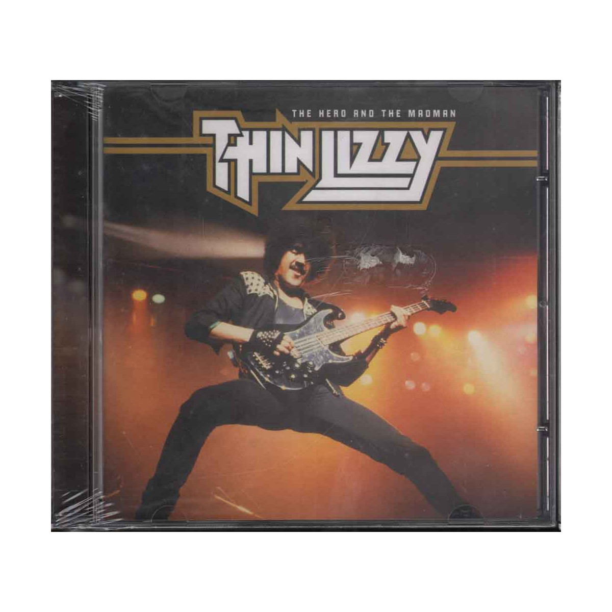 Thin Lizzy  CD The Hero And The Madman Nuovo Sigillato 0731454467728