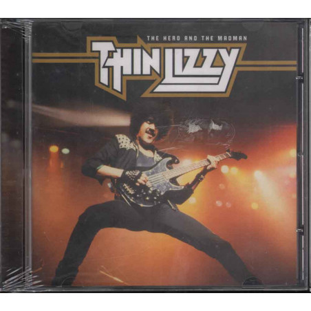 Thin Lizzy CD The Hero And The Madman / Spectrum Sigillato 0731454467728