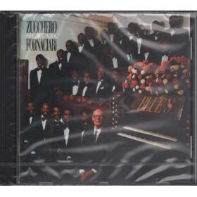Zucchero Sugar Fornaciari CD Blue's / Polydor 833 077-2 Sigillato