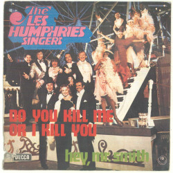 The Les Humphries Singers...