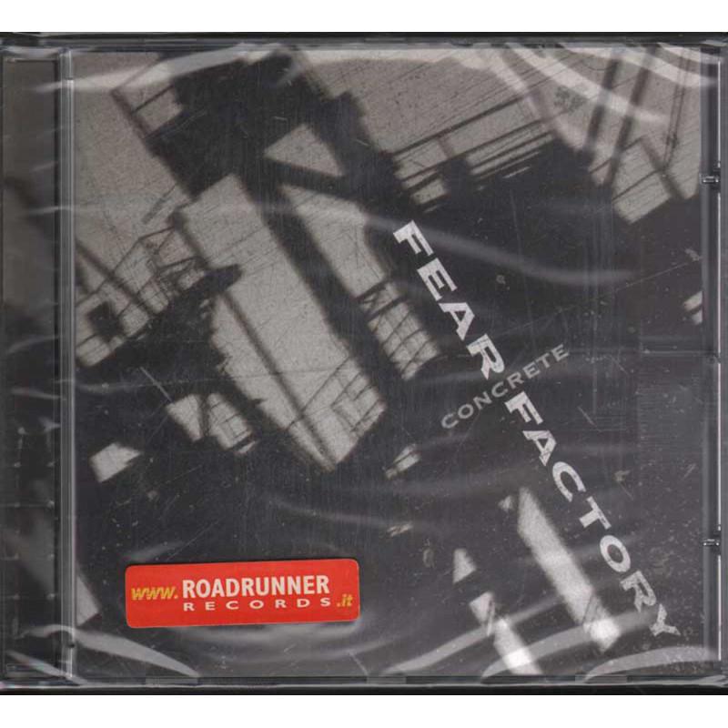 Fear Factory CD Concrete / Roadrunner Records – RR 8439-2 Sigillato