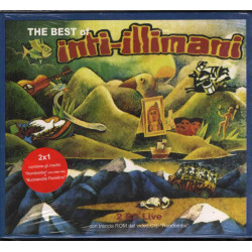 Inti Illimani CD The Best Of Inti-illimani / Ala Bianca BR128553947-2