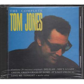 Tom Jones CD The Complete Tom Jones / London Records 844 286-2 Sigillato
