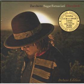 Zucchero Box 2 CD DVD Chocabeck Deluxe Edition Polydor 0602527885728 Sigillato