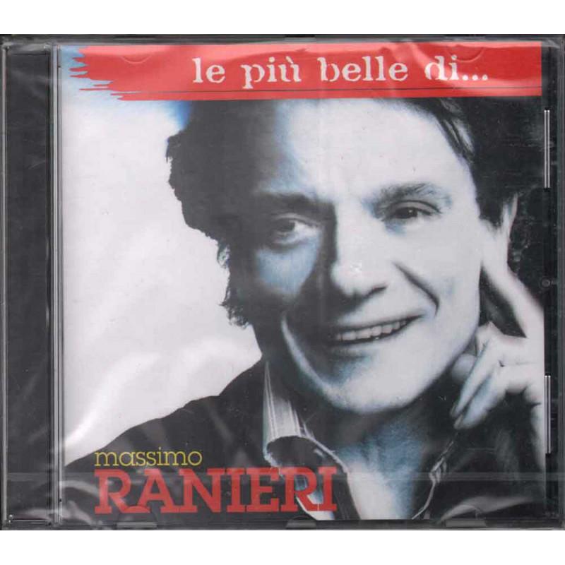 Massimo Ranieri CD Le Piu' Belle Di / Columbia 88697115982 Sigillato