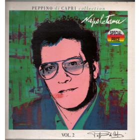 Peppino Di Capri Lp Vinile Collection Napoletana Vol 2 Polydor  835 9451 Nuovo