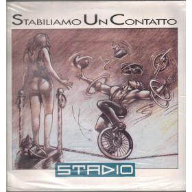 Stadio Lp Vinile Stabiliamo Un Contatto / EMI 7 80955 14 Sigillato