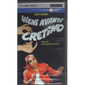 Vieni Avanti Cretino UMD PSP Lino Banfi / Luciano Salce Federal Video Sigillato