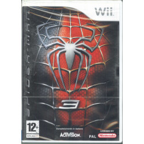 Spiderman 3 Videogioco WII...