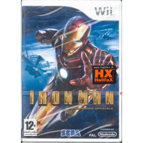 Iron Man Videogioco WII...
