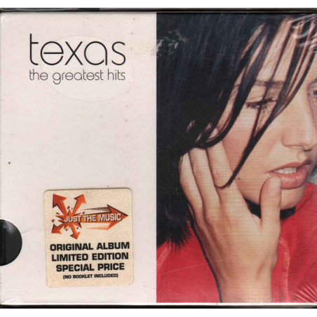 Texas CD The Greatest Hits / Mercury Slidepack Sigillato 0602498330432