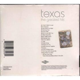 Texas  CD The Greatest Hits Slidepack Nuovo Sigillato 0602498330432