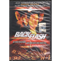 Backflash DVD Colm Meaney...