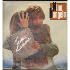 Nino D'Angelo Lp Vinile Tema D'Amore / Vis Radio LP IM 1002 Sigillato