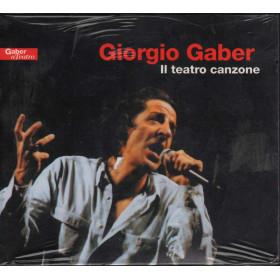 Giorgio Gaber Il Teatro Canzone Carosello Cardmo035-2 / 8032529703522