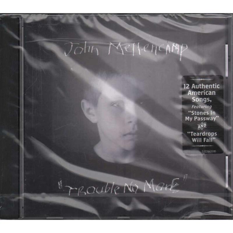 John Mellencamp CD Trouble No More / Columbia 512264 2 Sigillato