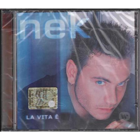 Nek CD La Vita E' / WEA 8573833292 Sigillato