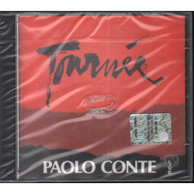 Paolo Conte CD Tournee - Live / CGD – 4509 94252-2 Sigillato