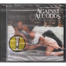 AAVV CD Against All Odds I Stampa OST Soundtrack Atlantic 7567801522 Sigillato