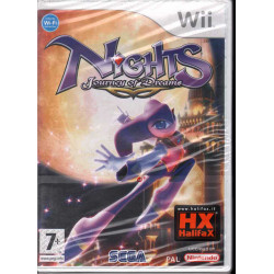 Nights: Journey Of Dreams Videogioco Nintendo WII Sigillato