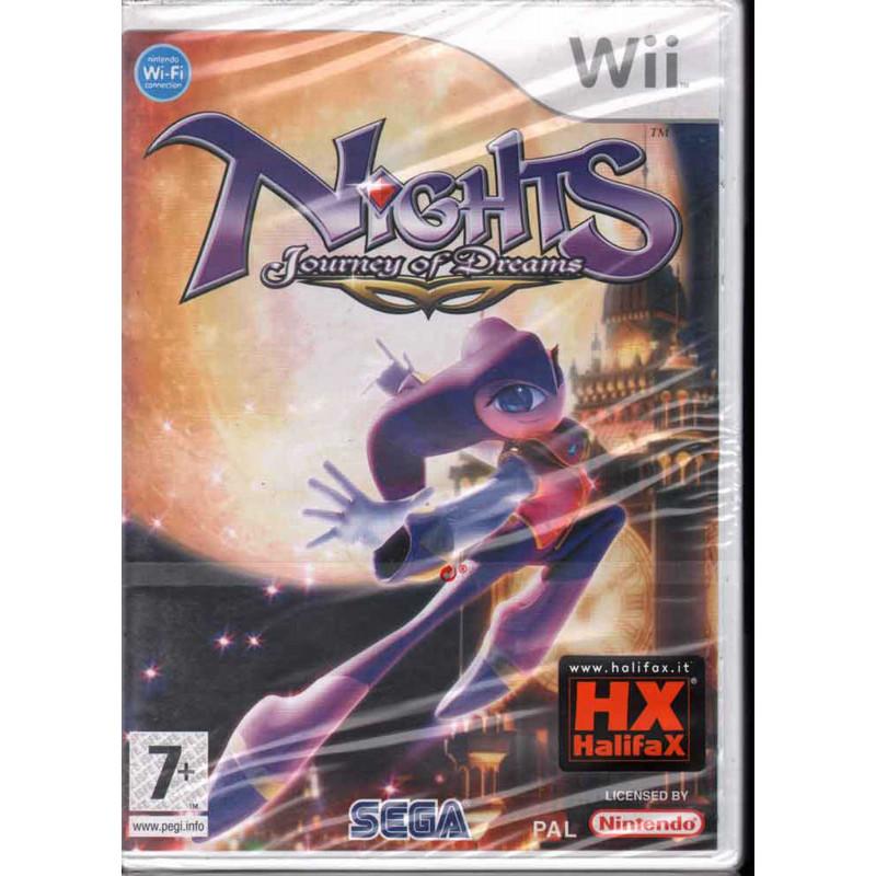 Nights: Journey Of Dreams Videogioco Nintendo WII Sigillato